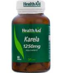 Karela 1250mg (60 Tablets) - Bitter Melon Supplement to maintain balanced blood sugar levels
