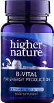 B-Vital (B Complex with ginseng - invigorating energy complex)  - 90 Veg Tabs