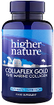 Collaflex Gold Tablets (Pure Marine Collagen for healthy joints) - 180 Veg Tabs