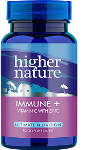 Immune + (Powerful immune support with vitamin C and zinc) - 180 Veg Tabs