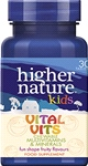 Kids Vital Vits (Delicious Chewable Multivitamins & Minerals) - 30 Veg Tabs