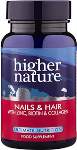 Nails & Hair Formula (With Zinc, Biotin & Collagen) - 60 Gel Caps