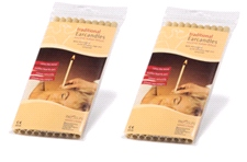 Hopi Ear Candles (10 PAIRS) - Packed as (5 Pairs x 2)