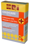 Coldcare Tablets - Echinacea with Vitamin C and Zinc (30 Tablets)