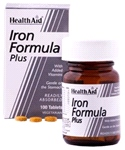 Iron Formula Plus Tablets (100 tablets)