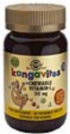 Kangavites Vitamin C 100mg Chewable Tablets (90 Tabs)