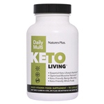 KetoLiving™ Daily Multi (90 Capsules)