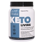 KetoLiving™ Low-Carb, High-Fat Vanilla Shake (578g Powder)