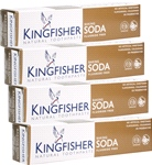 Baking Soda Fluoride Free Toothpaste (100ml) - Pack of 4