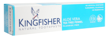 Aloe Vera Tea Tree Fennel Fluoride Free Toothpaste (100ml)