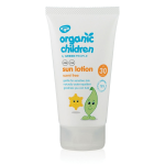 Organic Children Sun Lotion SPF30 Scent Free (150ml)