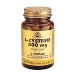 L- Cysteine 500mg (Vcaps 30 )