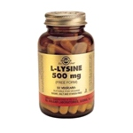 L-Lysine 500mg (50 Vegicaps)