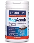 MagAsorb® Powder (165g) - Magnesium Powder 375mg (as Citrate)