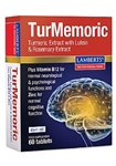TurMemoric (60 Tabs) - Turmeric Extract with Lutein & Rosemary Extract