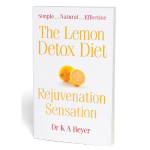 The Lemon Detox Diet (Madal Bal Syrup) Book: Rejuvenation Sensation