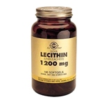 Lecithin 1360 mg (100 Softgels)-unbleached