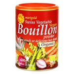 Organic Swiss Vegetable Vegan Bouillon Powder (500g)