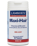 Maxi-Hair (Nutrients relevant for healthy hair) 60 tabs
