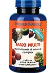 Maxi Multi ( 90 tabs ) vv - Suitable for those on a low-iron diet