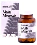 Multiminerals - Prolonged Release (30 tablets)