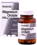 Magnesium Orotate 500mg (30 tablets)