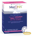 MorDHA - MINI (30 softgels)- for babies & toddlers in the early years