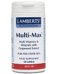 Multi-Max (For the over 50's) 60 tabs