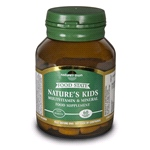 Nature's Kids Multivitamin & Mineral (60 Vegetarian Tablets)