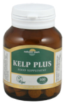 Kelp Plus:High Iodine, Natural Multimineral 150mg 100 tabs
