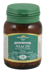 Niacin (Vitamin B3) as niacinamide 50mg  50 tabs