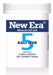Kali Mur No. 5 ( 240 Tablets ) For Minor respiratory ailments; coughs; colds; children's feverish ailments.