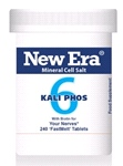 Kali Phos No. 6 ( 240 Tablets ) For Nerve soothing, exhaustion, indigestion, headache; stress due to worry or exhaustion.