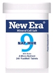 Nat Mur No. 9 ( 240 Tablets ) For Body water distribution; watery colds, flow of tears; loss of smell.