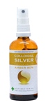 Amber 80% Colloidal Silver Spray (100ml)