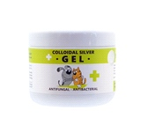 Colloidal Silver Antifungal Antibacterial Gel for Pets (100ml)