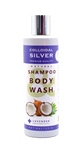 Colloidal Silver Shampoo & Body Wash Lavender (250ml)