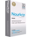 Nourkrin® Man 30 Days Supply (60 tablets)