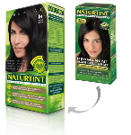 1N - Ebony Black - Permanent  Hair Colourant