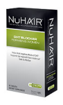Nu Hair DHT Blocker (60 tabs) For Hair Loss and Excessively Thinning Hair.- OUT OF STOCK