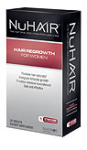 Nu Hair For Women (50 tabs) To Promote Healthy, Thick Hair.