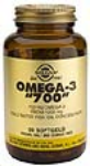 Omega-3 700 (Free Form) (60 Softgels) - fish oil concentrate