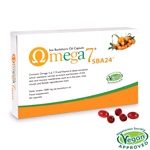 Omega 7 Sea Buckthorn Oil (60V Caps)