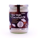 Coconut Oil - Organic & Raw Virgin ( 500ml )