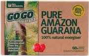 GoGo Guaraná 500mg (60 Vegicaps)