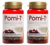 Pomi-T ( 60 Capsules ) PACK OF TWO - - Formulated by a panel of doctors, scientists and nutritionist for various health concerns.