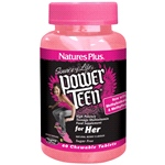 POWER TEEN® For Her Chewable Multi - Wild Berry (60 Chewable Tablets)