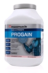 Progain - 2kg (16 servings) - Strawberry Flavour
