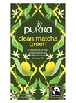 CLEAN MATCHA GREEN TEA (20 sachets)