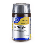Bio C Complex 500mg vitamin C with 500mg bioflavonoids (30 Vegan Tabs)
